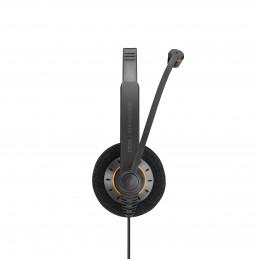 EPOS | SENNHEISER IMPACT SC 60 USB ML Kuulokkeet Pääpanta USB A-tyyppi Musta