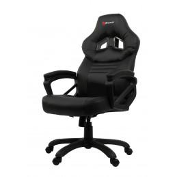 Arozzi Monza -BK videopelituoli PC-pelituoli pehmustettu istuin Musta