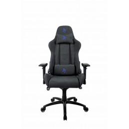 Arozzi Verona -SIG-SFB-BL videopelituoli PC-pelituoli Pehmustettu istuintoppaus Sininen, Harmaa