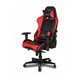 Arozzi Verona XL+ Yleispelituoli pehmustettu istuin Musta, Punainen