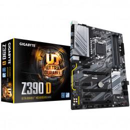 Gigabyte Z390 D emolevy Intel Z390 Express LGA 1151 (pistoke H4) ATX
