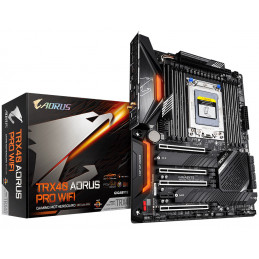 Gigabyte TRX40 Aorus Pro WIFI AMD TRX40 Socket sTRX4 ATX