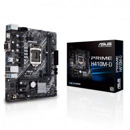 ASUS PRIME H410M-D Intel H410 mikro ATX