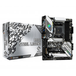 Asrock B550 Steel Legend AMD B550 Kanta AM4 ATX