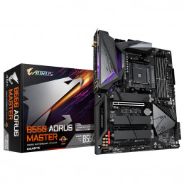 Gigabyte B550 Aorus Master AMD B550 Kanta AM4 ATX