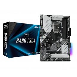 Asrock B460 Pro4 Intel B460 LGA 1200 ATX