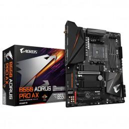 Gigabyte B550 AORUS PRO AX emolevy AMD B550 Kanta AM4 ATX