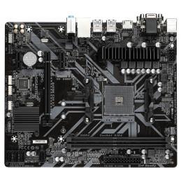 Gigabyte B450M S2H V2 emolevy AMD B450 Kanta AM4 mikro ATX