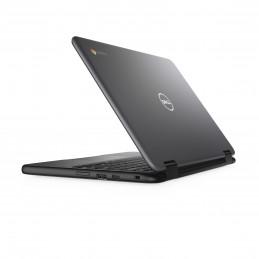 "DELL Chromebook 3100 29,5 cm (11.6"") 1366 x 768 pikseliä Kosketusnäyttö Intel® Celeron® N 4 GB LPDDR4-SDRAM 32 GB eMMC Wi-Fi 5"