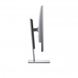 "DELL UltraSharp UP3218K 81,3 cm (32"") 7680 x 4320 pikseliä 8K Ultra HD LCD Musta, Hopea"