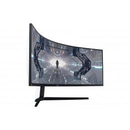 """Samsung Odyssey C49G95TSSU 124,5 cm (49"""") 5120 x 1440 pikseliä Quad HD QLED Musta, Valkoinen"""