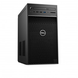DELL Precision 3640 W-1270P Tower Intel® Xeon W 16 GB DDR4-SDRAM 512 GB SSD Windows 10 Pro Työasema Musta