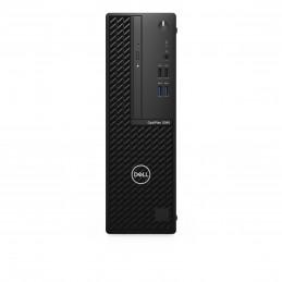 DELL OptiPlex 3080 i5-10500 SFF 10. sukupolven Intel® Core™ i5 8 GB DDR4-SDRAM 256 GB SSD Windows 10 Pro PC Musta