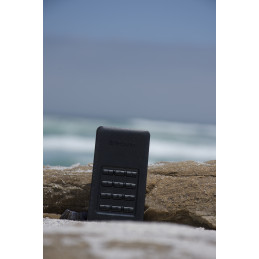 Verbatim Store'n'Go 256 GB Musta, Hopea