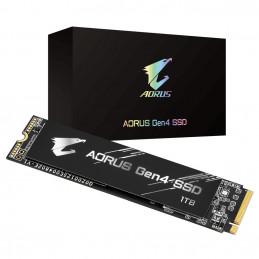 Gigabyte GP-AG41TB SSD-massamuisti M.2 1000 GB PCI Express 4.0 3D TLC NAND NVMe