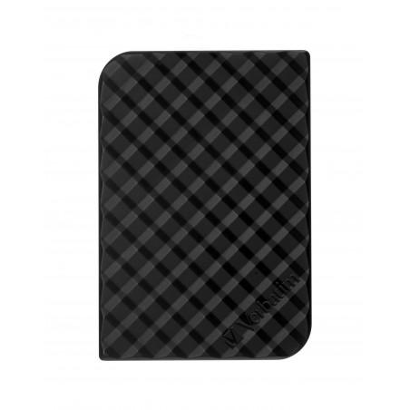 Verbatim Store 'n' Go ulkoinen kovalevy 2000 GB Musta