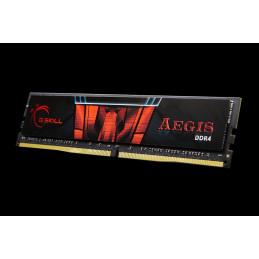 G.Skill Aegis muistimoduuli 8 GB 1 x 8 GB DDR4 3000 MHz