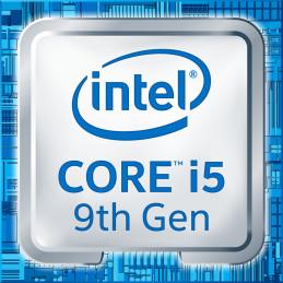 Intel Core i5-9600K suoritin 3,7 GHz 9 MB Smart Cache Laatikko