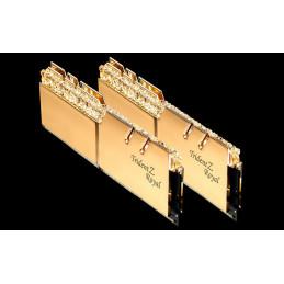 G.Skill Trident Z Royal F4-3200C16D-16GTRG muistimoduuli 16 GB 2 x 8 GB DDR4 3200 MHz