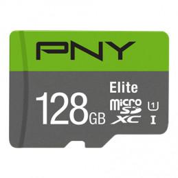 PNY Elite flash-muisti 128 GB MicroSDXC UHS-I Luokka 10