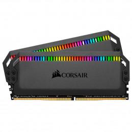 Corsair Dominator Platinum RGB muistimoduuli 16 GB 2 x 8 GB DDR4 3200 MHz
