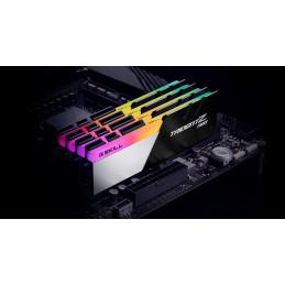 G.Skill Trident Z F4-3600C16D-16GTZN muistimoduuli 16 GB 2 x 8 GB DDR4 3600 MHz