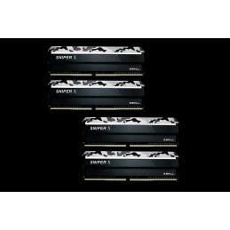 G.Skill Sniper X muistimoduuli 32 GB 4 x 8 GB DDR4 3200 MHz