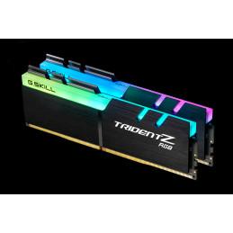 G.Skill Trident Z RGB F4-3600C19D-16GTZRB muistimoduuli 16 GB 2 x 8 GB DDR4 3600 MHz