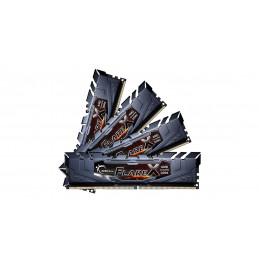 G.Skill Flare X (for AMD) F4-3200C14Q-64GFX muistimoduuli 64 GB 4 x 16 GB DDR4 3200 MHz