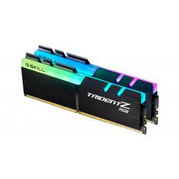 G.Skill Trident Z RGB F4-3600C16D-32GTZR muistimoduuli 32 GB 2 x 16 GB DDR4 3600 MHz