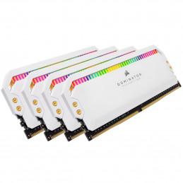 Corsair Dominator CMT32GX4M4C3200C16W muistimoduuli 32 GB 4 x 8 GB DDR4 3200 MHz