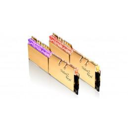 G.Skill Trident Z Royal F4-3200C16D-64GTRG muistimoduuli 64 GB 2 x 32 GB DDR4 3200 MHz