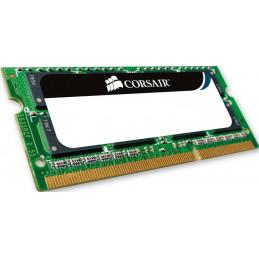 Corsair CMSO8GX3M2A1333C9 muistimoduuli 8 GB 2 x 4 GB DDR3 1333 MHz