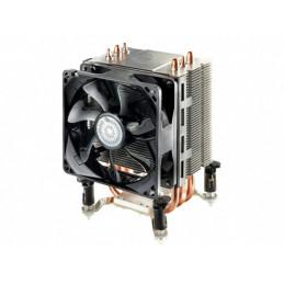 Cooler Master Hyper TX3 EVO Suoritin Jäähdytin 9,2 cm Musta, Hopea