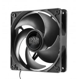 Cooler Master Silencio FP 120 Tietokonekotelo Tuuletin 12 cm Musta