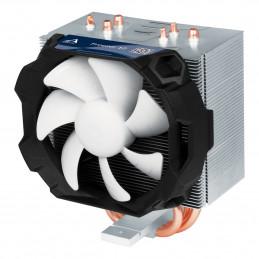 ARCTIC Freezer 12 Suoritin Jäähdytin 9,2 cm Alumiini, Musta, Valkoinen