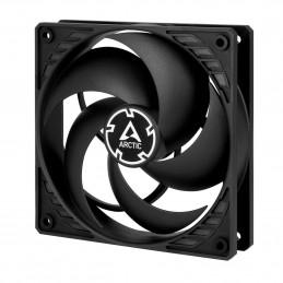 ARCTIC P12 Silent Tietokonekotelo Jäähdytin 12 cm Musta