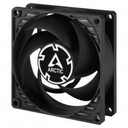 ARCTIC P8 PWM Tietokonekotelo Tuuletin 8 cm Musta