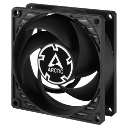 ARCTIC P8 PWM PST Tietokonekotelo Tuuletin 8 cm Musta