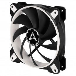 ARCTIC BioniX F120 Tietokonekotelo Tuuletin 12 cm Musta, Valkoinen