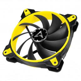 ARCTIC BioniX F120 Tietokonekotelo Tuuletin 12 cm Musta, Keltainen 1 kpl