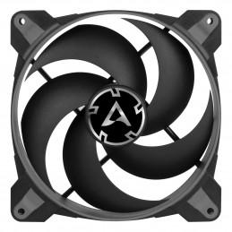 ARCTIC BioniX P120 Tietokonekotelo Tuuletin 12 cm Musta, Harmaa