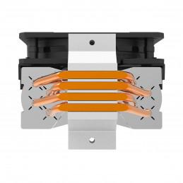 Cooler Master Hyper 212 EVO V2 Suoritin Jäähdytin 12 cm Musta, Hopea 1 kpl