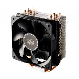 Cooler Master Hyper 212X Suoritin Jäähdytin 12 cm Alumiini, Musta, Kupari