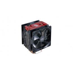 Cooler Master Hyper 212 LED Turbo Suoritin Jäähdytin 12 cm Musta, Punainen