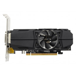 Gigabyte GeForce GTX 1050 Ti OC Low Profile 4G NVIDIA 4 GB GDDR5