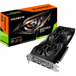 Gigabyte GV-N166SGAMING OC-6GD näytönohjain NVIDIA GeForce GTX 1660 SUPER 6 GB GDDR6