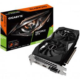 Gigabyte GV-N165SWF2OC-4GD näytönohjain NVIDIA GeForce GTX 1650 SUPER 4 GB GDDR6