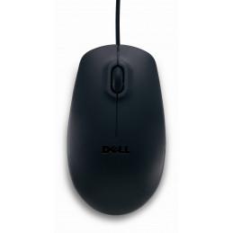 DELL MS111 hiiri Molempikätinen USB A-tyyppi Optinen 1000 DPI