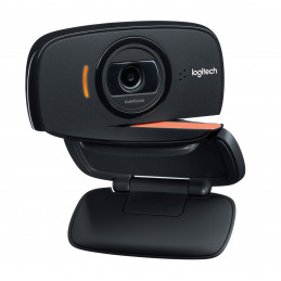 Logitech B525 HD verkkokamera 2 MP 1280 x 720 pikseliä USB 2.0 Musta